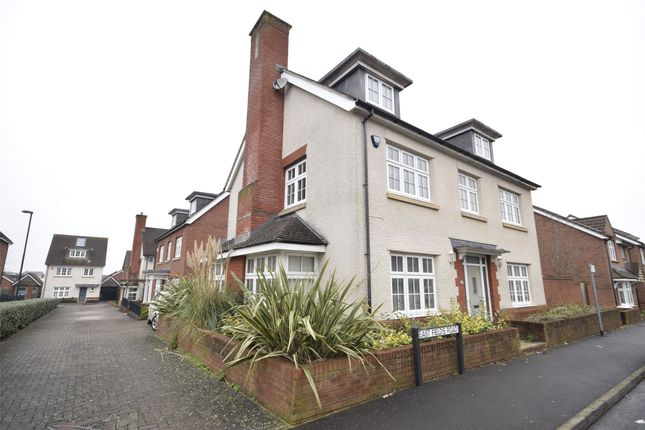 Thumbnail Detached house for sale in East Fields Road, Cheswick Village, Bristol