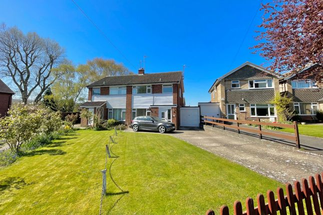 Thumbnail Semi-detached house for sale in Beech Road, Chinnor
