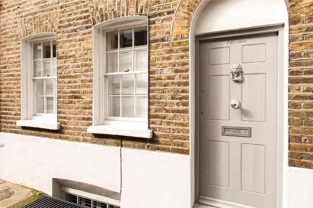 Thumbnail Terraced house for sale in Rawstorne Street, Finsbury