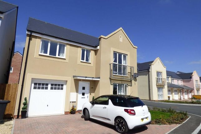 Thumbnail Detached house for sale in Warren Close, Main Road, Hutton, Weston-Super-Mare