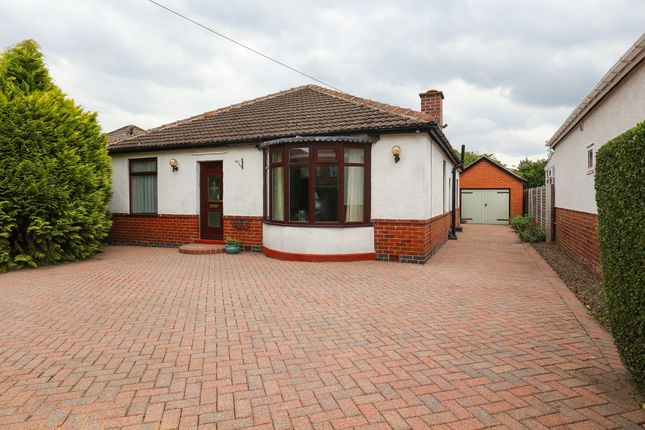 Thumbnail Detached bungalow for sale in Hemper Lane, Sheffield