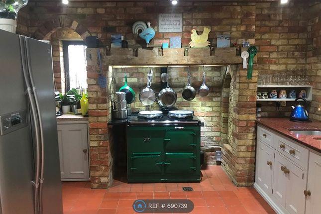 Kitchen of Church Lane, Chearsley, Aylesbury HP18