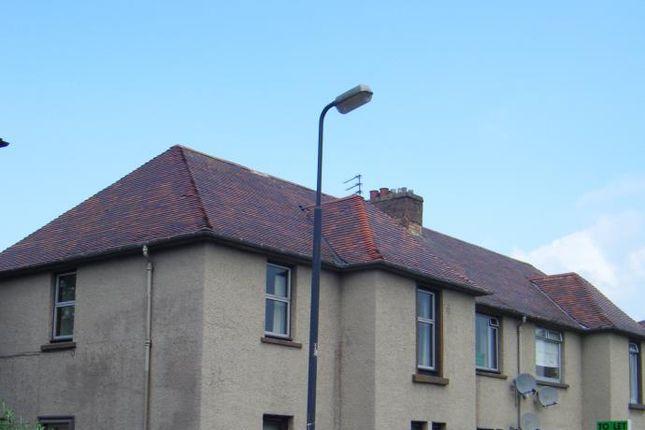Thumbnail Flat to rent in Park Crescent, Bonnyrigg