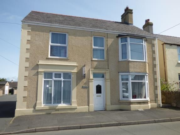 Thumbnail Detached house for sale in Llangoed, Beaumaris, Sir Ynys Mon