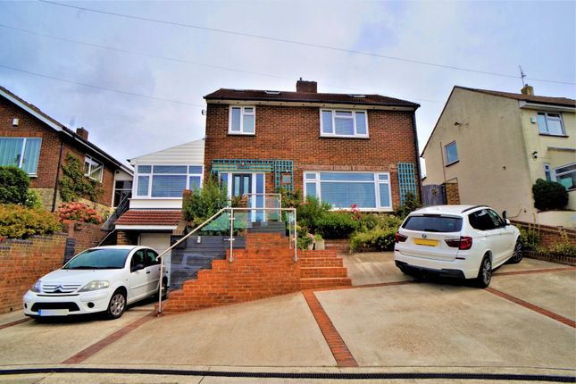 Thumbnail Detached house to rent in Broom Hill Road, Strood, Rochester