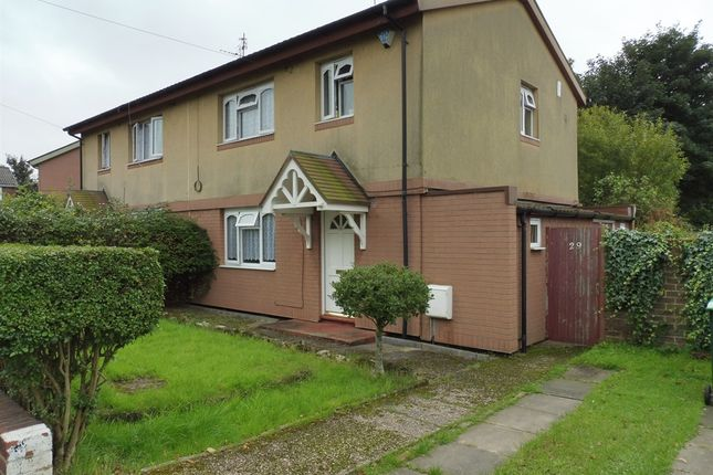 Thumbnail Semi-detached house for sale in Cumberland Road, West Bromwich