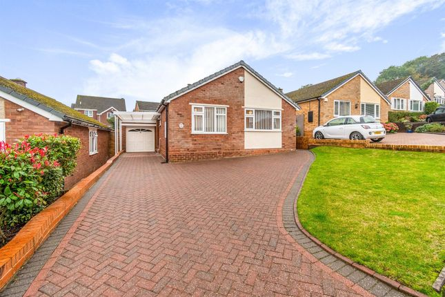 3 bed detached bungalow for sale in Lawson Close, Aldridge, Walsall WS9
