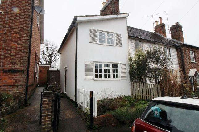 Thumbnail Terraced house to rent in Chipstead Lane, Sevenoaks