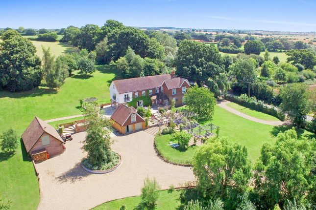 Thumbnail Detached house for sale in Woodchurch, Nr Tenterden, Kent