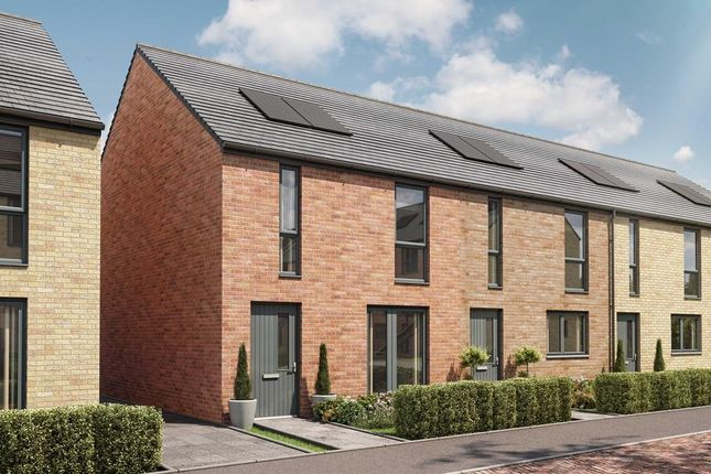 """3 bed end terrace house for sale in """"Coull"""" at Fishwives' Causeway, Edinburgh EH15"""
