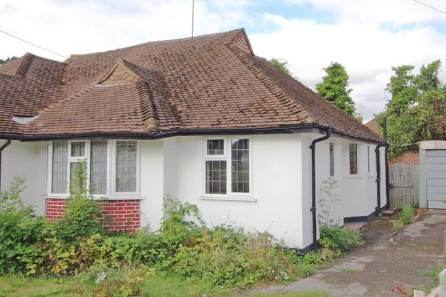2 bed bungalow for sale in Portway, Ewell Village