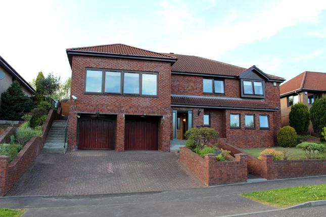 Thumbnail Detached house for sale in Alderston Drive, Dunfermline