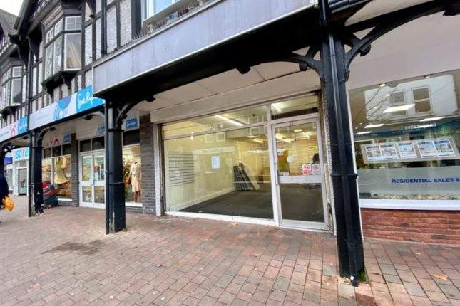 Thumbnail Retail premises for sale in 45 High Road, Beeston, Beeston, Nottingham