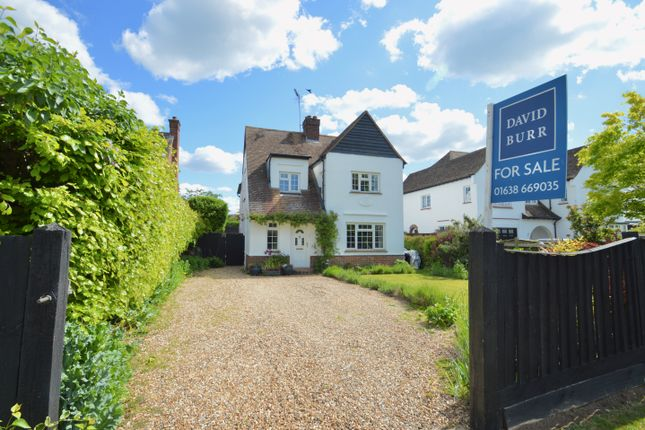 Thumbnail Detached house for sale in Hamilton Road, Newmarket