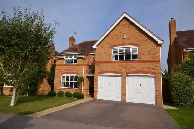 Thumbnail Detached house for sale in Salters St. Michaels Mead, Bishops Stortford