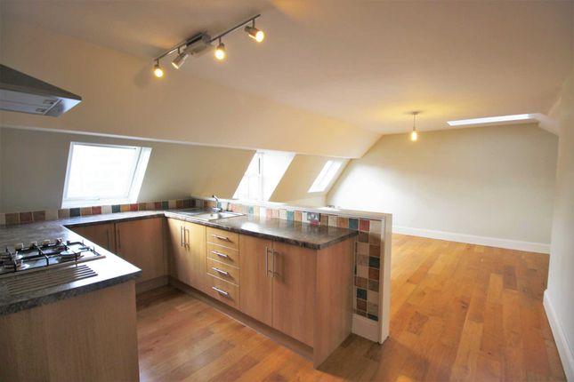 Thumbnail Flat to rent in Ebrington Street, Plymouth