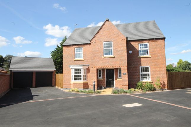 """Thumbnail Detached house for sale in """"Winstone"""" at Kensey Road, Mickleover, Derby"""