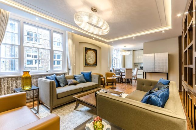 Thumbnail Flat for sale in Montagu Mansions, Marylebone