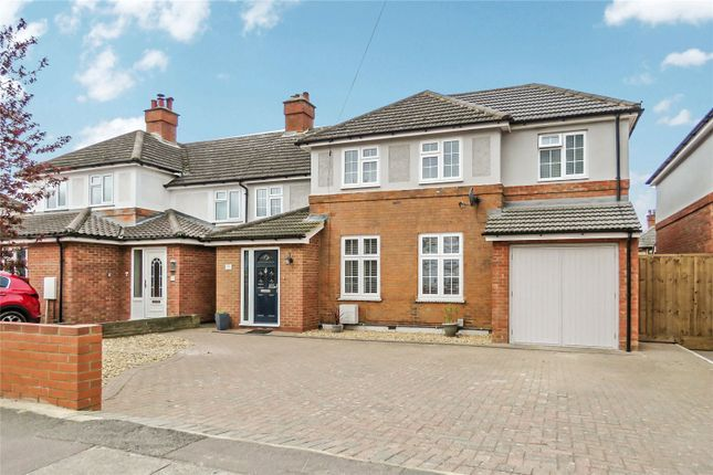 Thumbnail Semi-detached house for sale in Dells Lane, Biggleswade