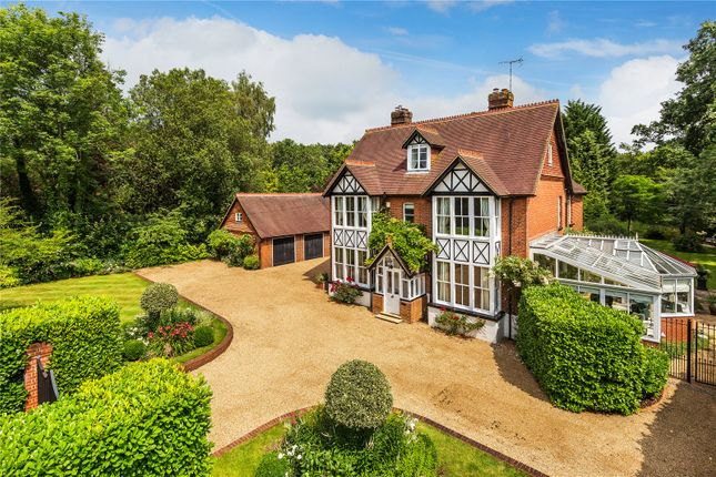 Thumbnail Detached house for sale in Carlton Road, South Godstone, Godstone, Surrey