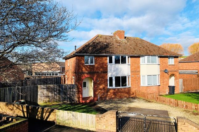 Thumbnail Semi-detached house for sale in Outer Circle, Taunton