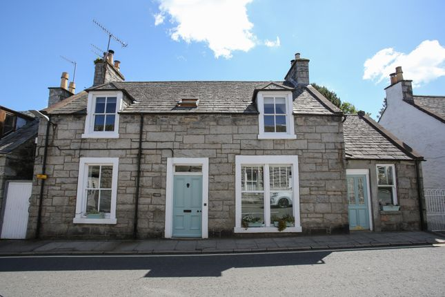 Front of High Street, New Galloway, Castle Douglas DG7