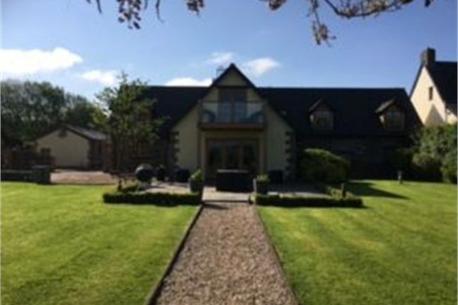 Thumbnail Barn conversion for sale in The Granary, Lower Maerdy Farm, Llangeview, Usk, Monmouthshire