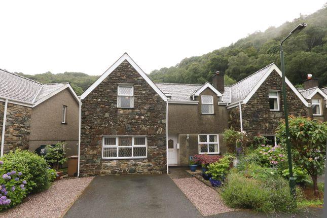Thumbnail Semi-detached house for sale in Coed Camlyn, Maentwrog, Blaenau Ffestiniog