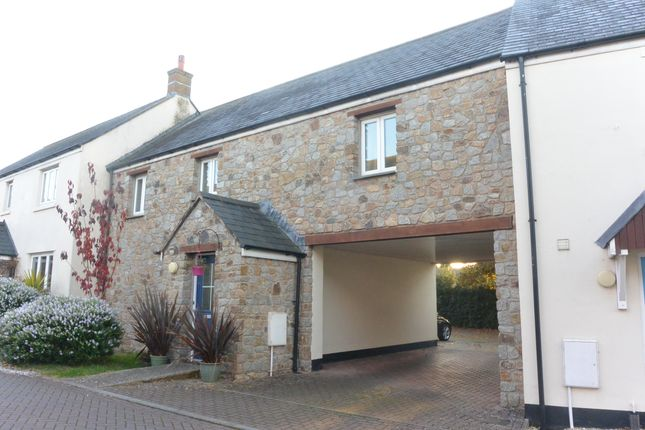 Thumbnail Flat to rent in Strawberry Fields, North Tawton