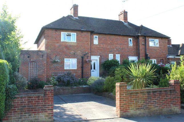 Thumbnail Semi-detached house for sale in Brooklands Road, Farnham