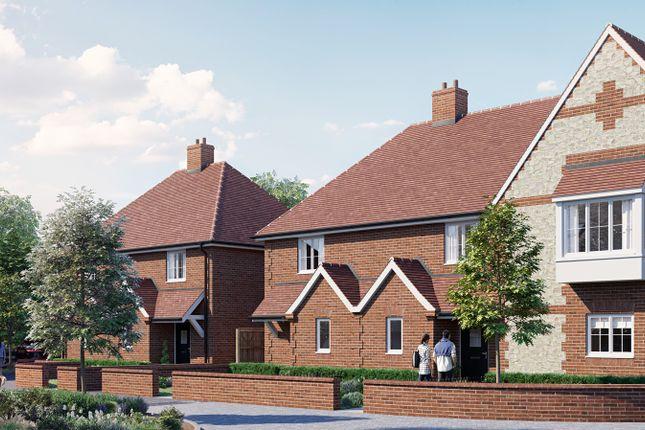 Thumbnail Semi-detached house for sale in Lamberts Lane, Midhurst