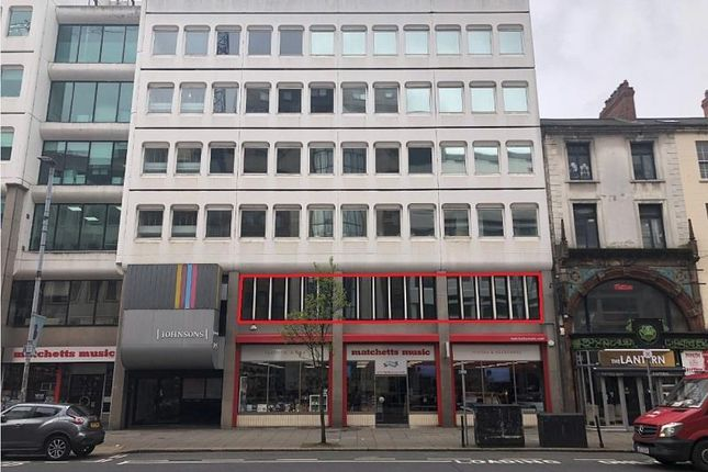 Thumbnail Office to let in First Floor, 50-56 Wellington Place, Belfast, County Antrim