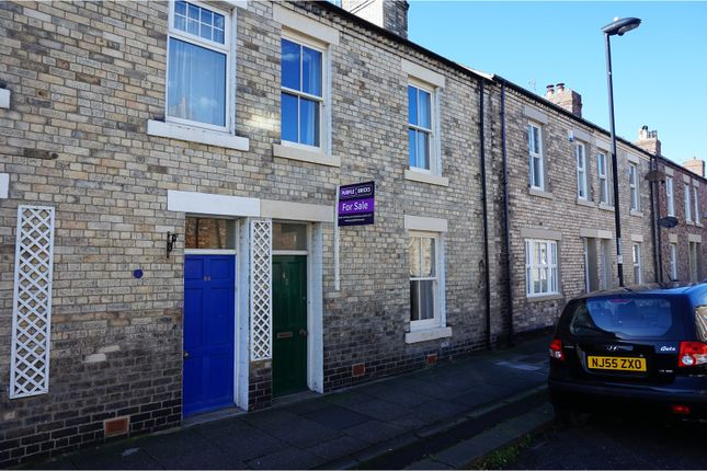 Thumbnail Terraced house for sale in Edith Street, North Shields