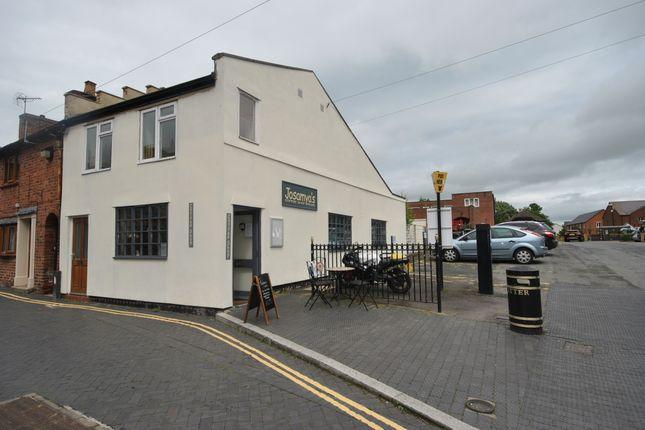 Thumbnail Flat to rent in Leek Street, Wem, Shropshire