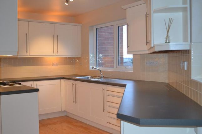 Thumbnail Town house to rent in 7 Foxes Close, The Park, Nottingham