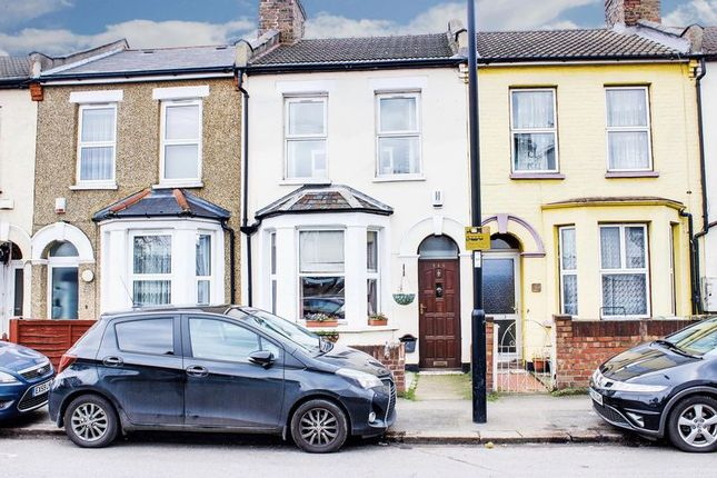 Thumbnail Terraced house for sale in Alma Road, Ponders End, Enfield