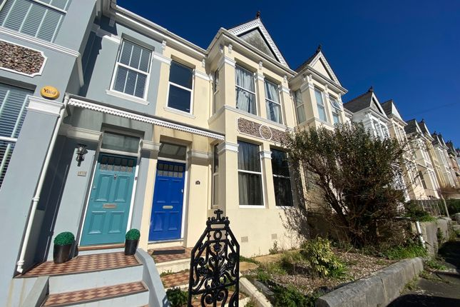 Thumbnail Terraced house for sale in Endsleigh Park Road, Peverell, Plymouth