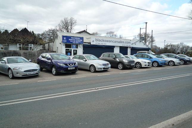 Industrial for sale in Farnham Road, Holt Pound (Adj Wrecclesham)