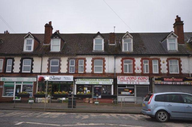 Thumbnail 2 bed maisonette to rent in Pelham Industrial, Manby Road, Immingham