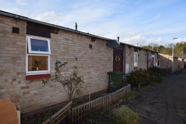 Thumbnail Terraced bungalow for sale in Cheshunts, Basildon