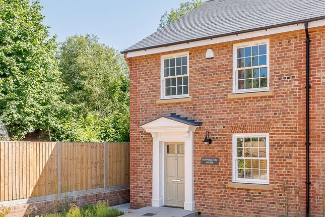 Thumbnail End terrace house for sale in Pellow Court, Old Street, Ludlow, Shropshire