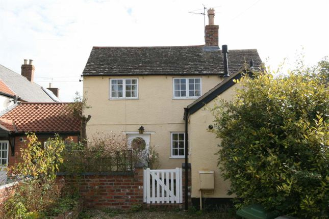 Thumbnail Cottage to rent in The Nook, Whissendine, Oakham