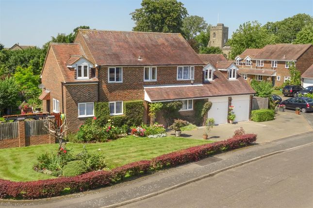 Thumbnail Property for sale in Rumptons Paddock, Grendon Underwood, Aylesbury