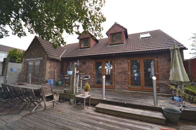 Thumbnail Detached bungalow for sale in Talbot Avenue, Kingswood, Bristol