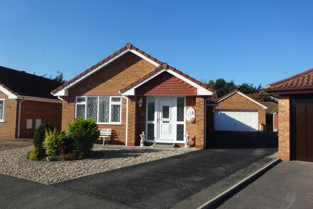 Thumbnail Detached bungalow for sale in Maes Seiriol, Abergele