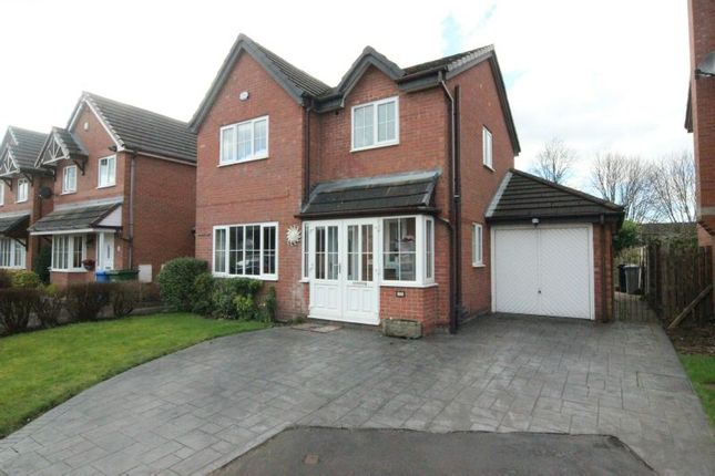 Thumbnail Detached house for sale in Carnegie Close, Sale