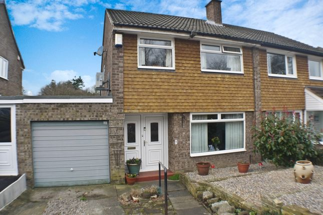 3 bed semi-detached house for sale in Welton Close, Stocksfield NE43