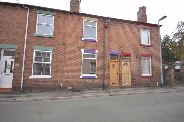 Thumbnail Terraced house to rent in Victor Street, Stone