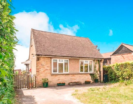 Thumbnail Bungalow for sale in Chapel Road, Breachwood Green, Hitchin, Hertfordshire