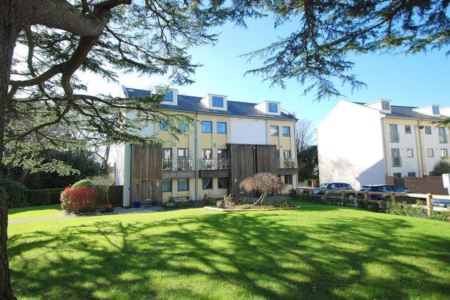 Thumbnail End terrace house for sale in Trelorrin Gardens, Plymouth